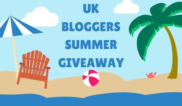 UK Bloggers Summer Giveaway- Win A Garden Set!